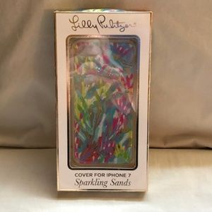 Lily Pulitzer IPhone 7 Cover